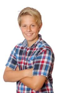 Daniel 12 år