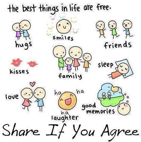 De fine ting i livet
