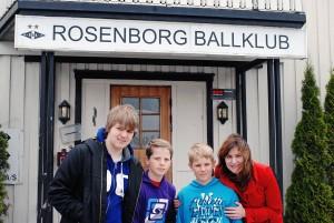 Vi heier på Rosenborg!