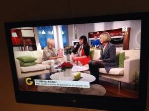 På Godmorgen Norge i TV2