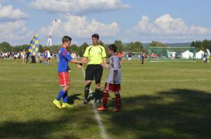 Mine sønner spilte Norway cup i sommer